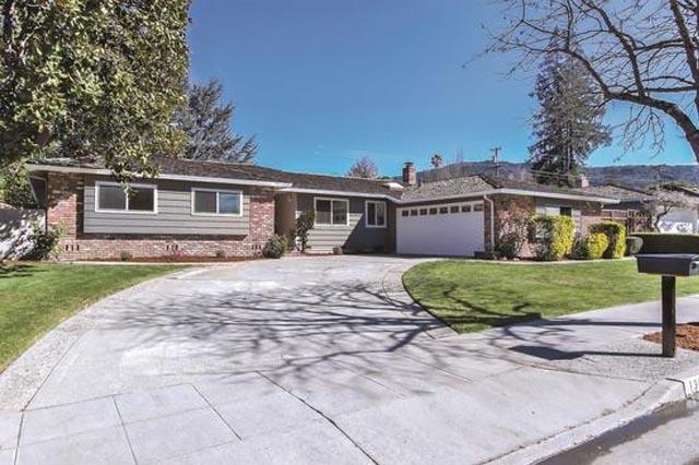 130 Fairmead Lane Los Gatos, CA 95032