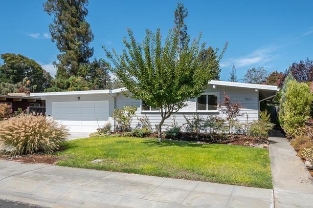 963 Celia Drive Palo Alto, CA 94303