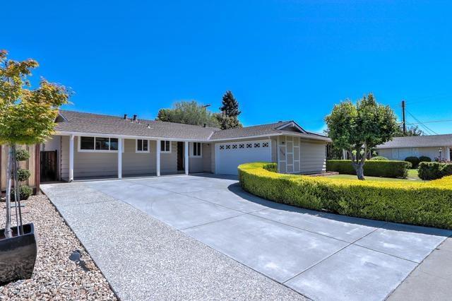 3119 Mauricia Avenue Santa Clara, CA 95051