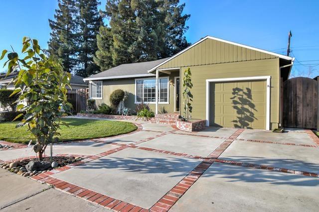 678 Robin Drive Santa Clara, CA 95050
