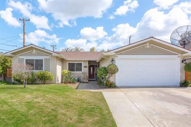 1424 Tartarian WaySan Jose, California 95129
