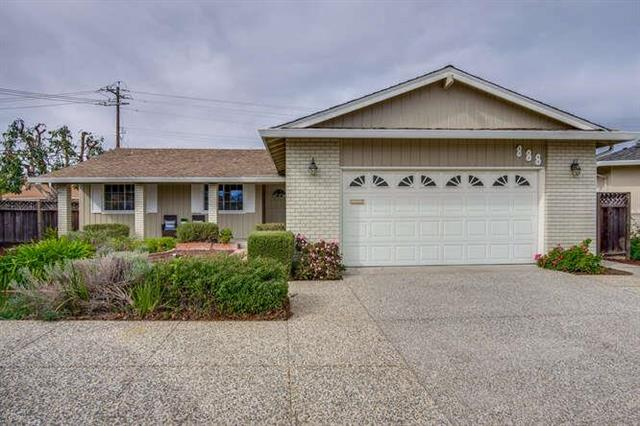 888 Radcliff CourtSunnyvale, California 94087